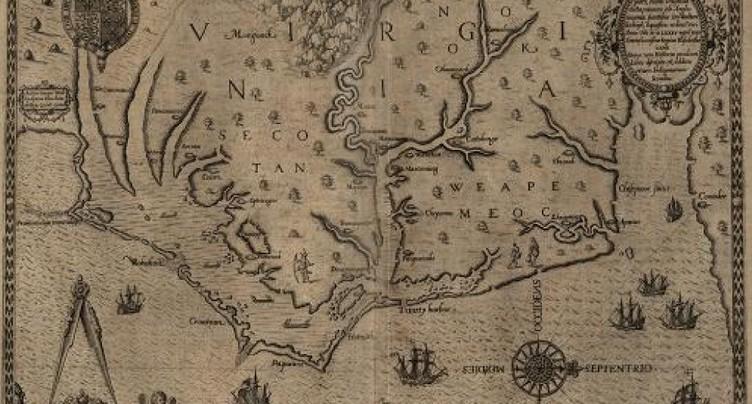 Genève les « Voyages » de Théodore de Bry numérisés