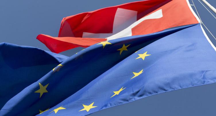 L'UE constate un « manque de progrès » avec la Suisse