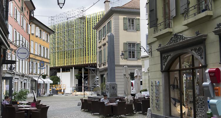 En attendant la Fête, des animations au centre-ville de Vevey