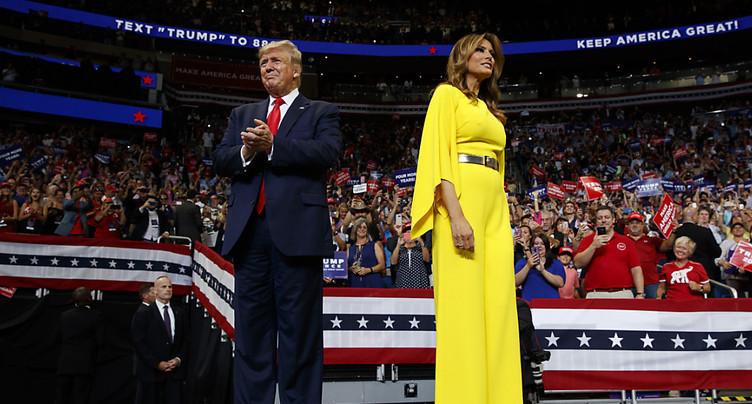 Trump lance sa campagne pour 2020 depuis Orlando en Floride
