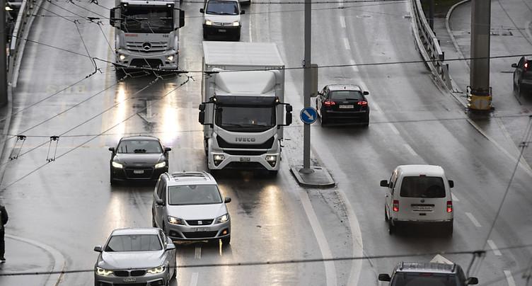 Le Parlement libère près de 14 milliards de francs pour les routes