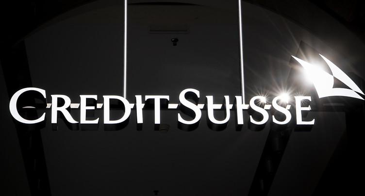 Credit Suisse à l'amende à Hong Kong