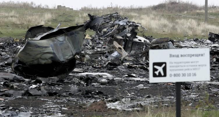 Vol MH17 abattu en Ukraine: quatre suspects jugés pour meurtre