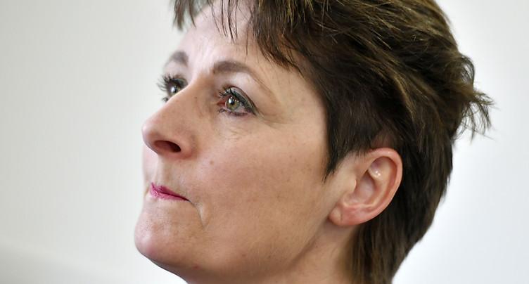 La ministre argovienne Franziska Roth jette l'éponge: départ en été