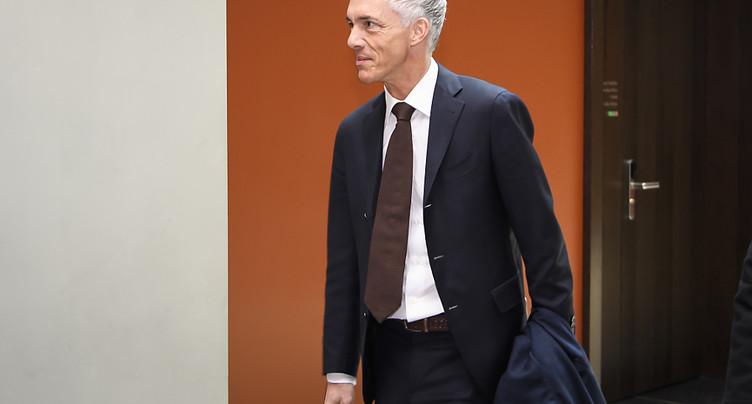 Le Ministère public revoit l'organisation de sa task force FIFA