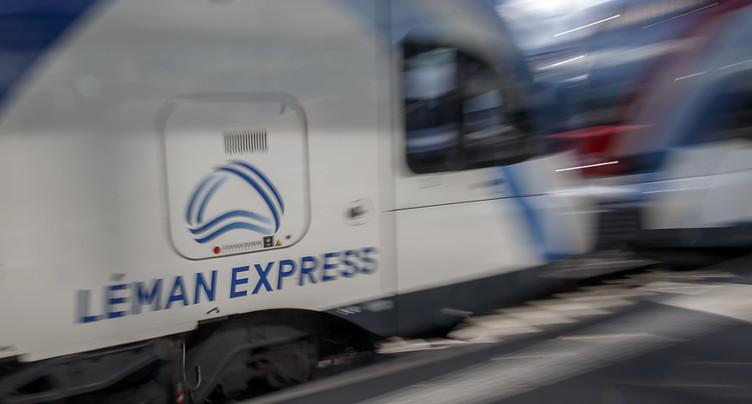 Le voile est levé sur les tarifs du futur RER transfrontalier