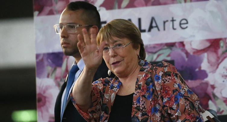 Une représentante de l'ONU en visite au Venezuela