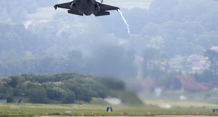 Les tests des futurs avions de combat sont terminés