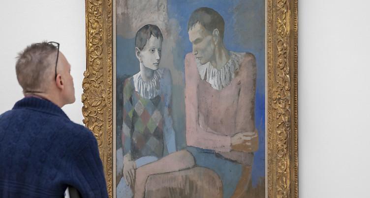 Plus de 335'000 visiteurs pour Picasso à la Fondation Beyeler