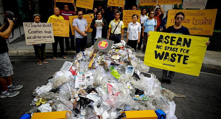 Les pays d'Asie du Sud-Est unis contre la pollution des océans
