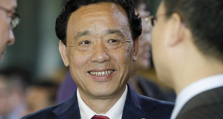 Le Chinois Qu Dongyu élu directeur général de la FAO au premier tour