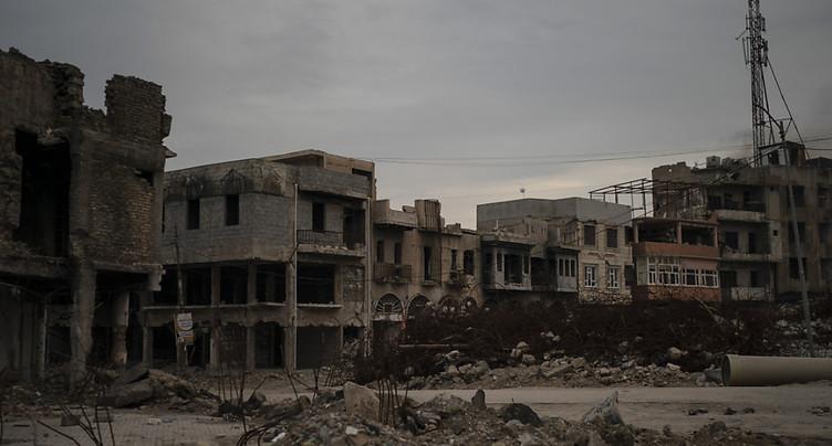 Après l'EI, la « haine » ronge les familles à Mossoul