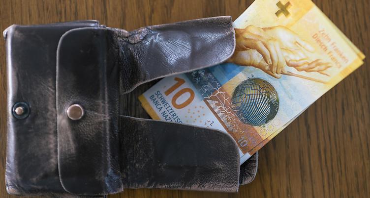 Les écarts salariaux continuent de se creuser en Suisse (étude)
