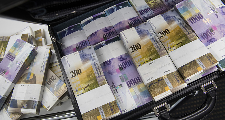 Blanchiment d'argent: le MPC confisque plus de 130 millions