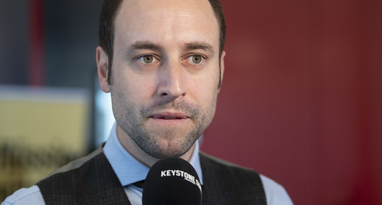 PLR: Christian Wasserfallen quitte son poste de vice-président