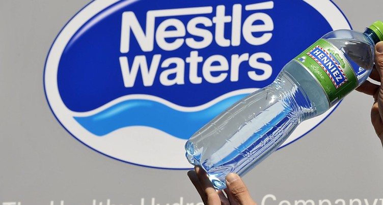 Nestlé Waters prévoit de réduire 10% de ses emplois dans les Vosges