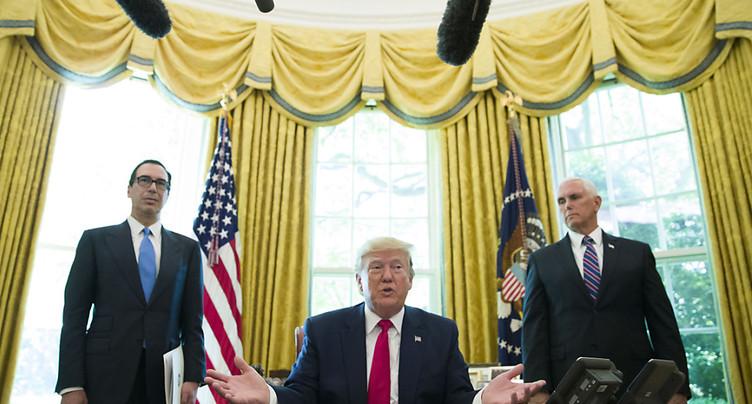 Washington sanctionne le Guide suprême iranien
