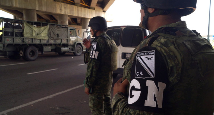 Mexique: l'armée à la frontière pour stopper les migrants