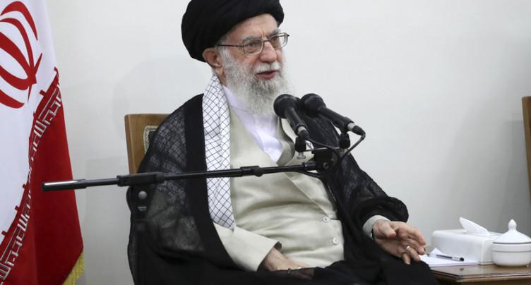 Sanctions: Washington ferme la voie de la diplomatie, dit Téhéran