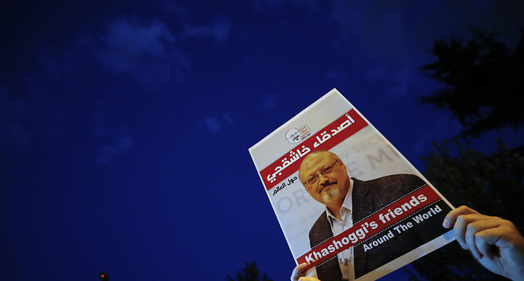 La fiancée de Khashoggi demande des investigations internationales