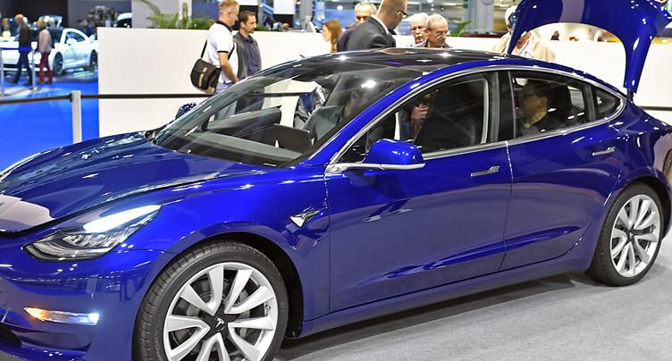 Importation de Tesla pas admise pour échapper au malus CO2