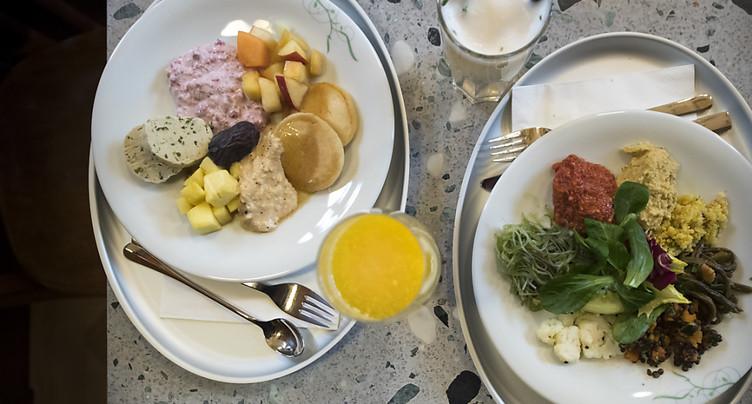 Pour une journée hedomadaire végétarienne dans les restos de l'Etat