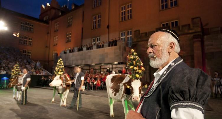 Le Ranz des vaches ne deviendra pas l'hymne cantonal fribourgeois