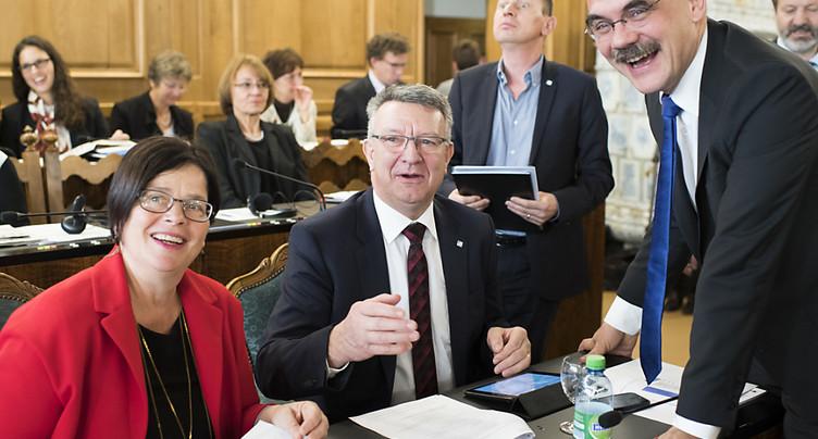 Fin de la rente à vie pour les conseillers d'Etat fribourgeois