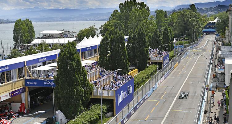 La ville de Zurich refuse un retour de la Formule E en 2020