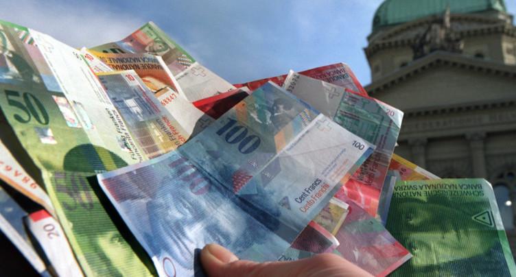 La Confédération prévoit 600 millions de francs d'excédent