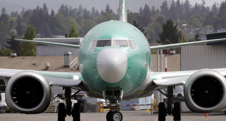 Une nouvelle faille « potentielle » sur le Boeing 737 MAX décelée