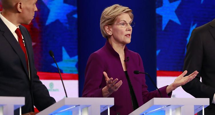 Dix candidats démocrates à la Maison-Blanche parlent à l'Amérique