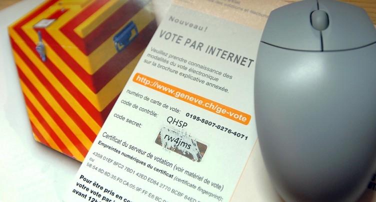 Le Conseil fédéral stoppe sa réforme en faveur du vote électronique