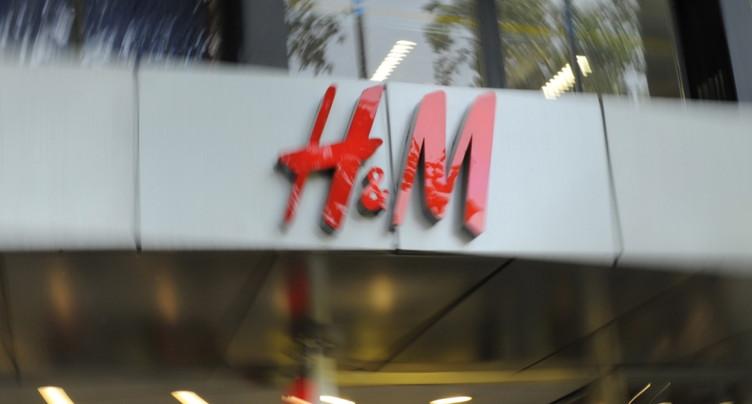 H&M: bénéfice net stable et conforme aux attentes