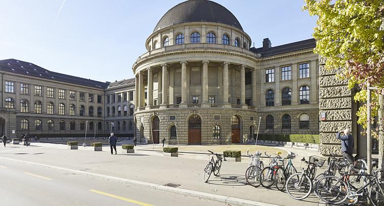 Le Conseil des EPF licencie une professeure de l'ETH Zurich