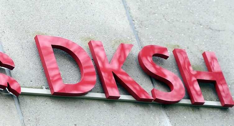 Rentabilité en baisse pour DKSH au premier semestre