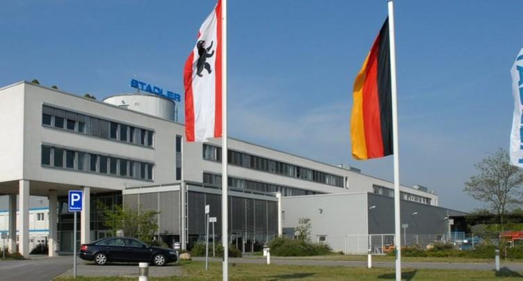 Stadler Rail investit 78 millions dans son site berlinois