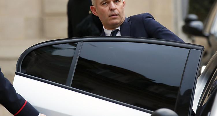 Gouvernement français: François de Rugy présente sa démission