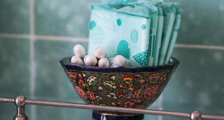 Les coupes menstruelles, option sûre, efficace et économique