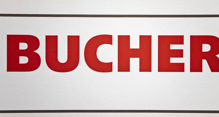 La Comco inflige une amende de 150'000 francs à Bucher Landtechnik