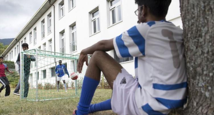 Certains centres d'asile pourraient être fermés