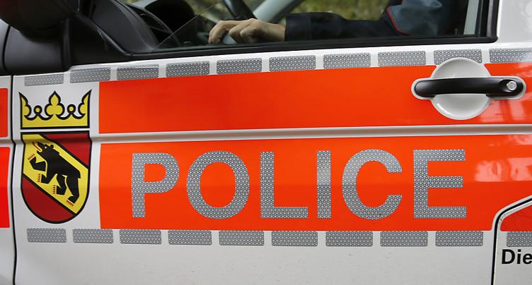 Un homme perd la vie lors d'une opération de police à Berne