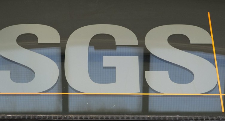 SGS a stagné au premier semestre 2019