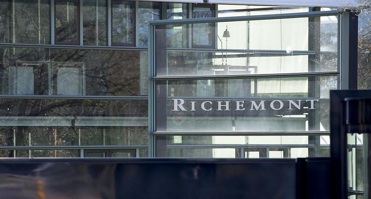 Les ventes en Asie ont porté le premier trimestre de Richemont