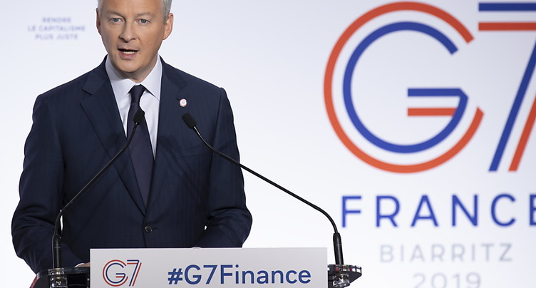 Le G7 Finances fait un pas vers la taxation des géants du numérique
