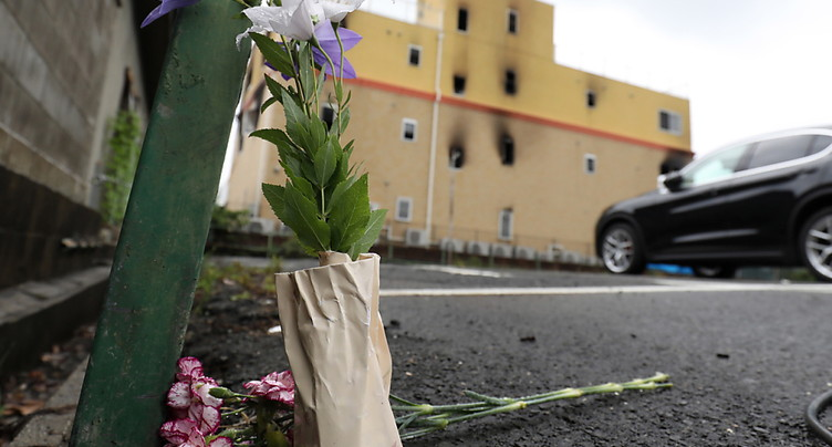 Le Japon sous le choc après un meurtrier incendie criminel