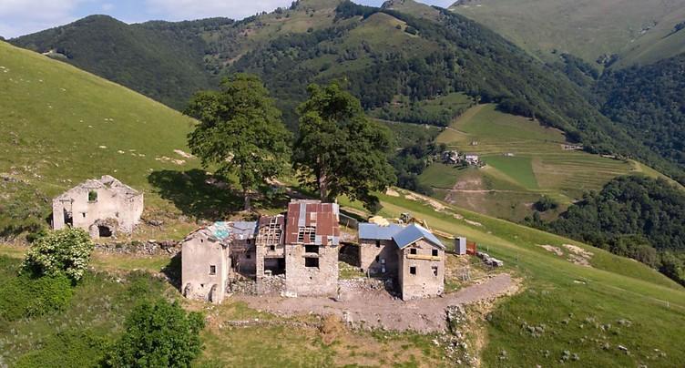 Deux frères tessinois tombent sur une ruine de valeur