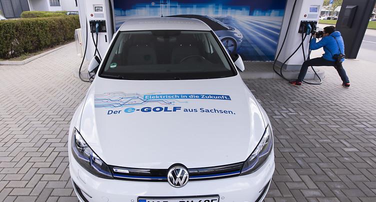 Légère progression du nombre de véhicules neufs au 1er semestre
