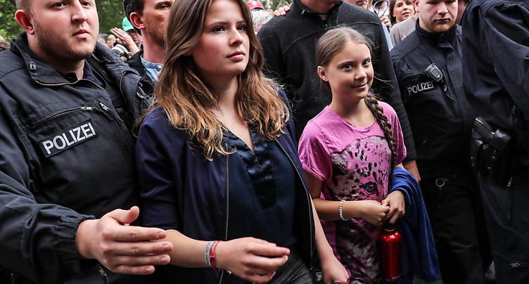 Greta Thunberg a forcé l'Allemagne à faire plus pour le climat
