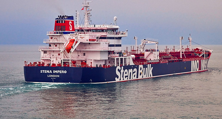 Gibraltar prolonge l'immobilisation du pétrolier iranien